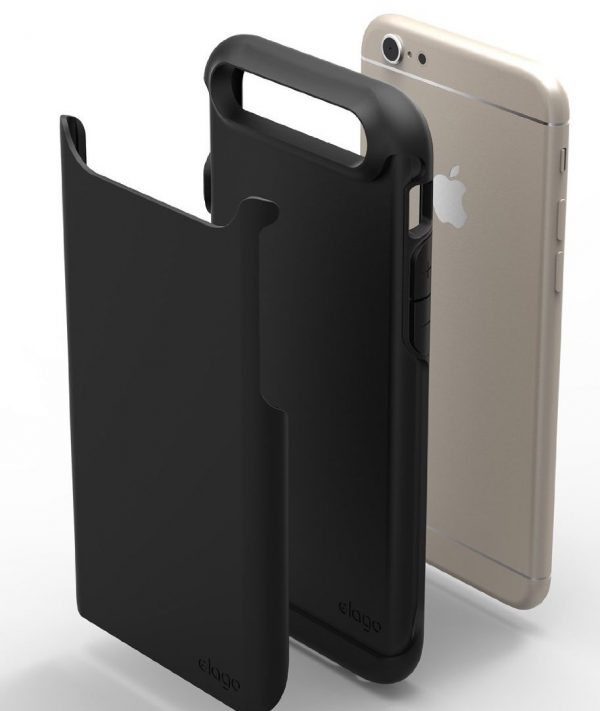 Capinha-iPhone-6-Capinha-iPhone-6S-Capa-iPhone-acessórios-smartphone-troce-tela-troca-de-bateria-reparo-iphone-reparo-ipad-reparo-imac-acessórios-para-iphone Capinha iPhone 6/6S Elago Duro-BK