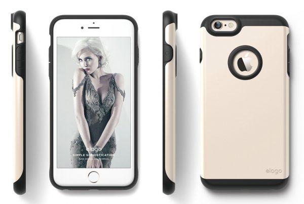 Capinha-iPhone-6-Plus-Capa-iPhone-acessórios-smartphone-troca-tela-troca-de-bateria-reparo-iphone-serviços-celular-manutenção-macbook-troca-de-display-troca-de-LCD-Troca-de-carcaça Capinha iPhone 6 Plus/6S Plus Elago Dourada