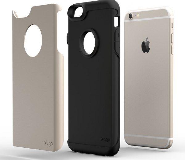 Capinha-iPhone-6-Plus-Capa-iPhone-acessórios-smartphone-troca-tela-troca-de-bateria-reparo-iphone-serviços-celular-manutenção-macbook-troca-de-display-troca-de-LCD-manutenção-celular Capinha iPhone 6 Plus/6S Plus Elago Dourada