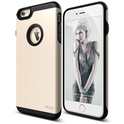 Capinha iPhone 6 Plus/6S Plus Elago Dourada