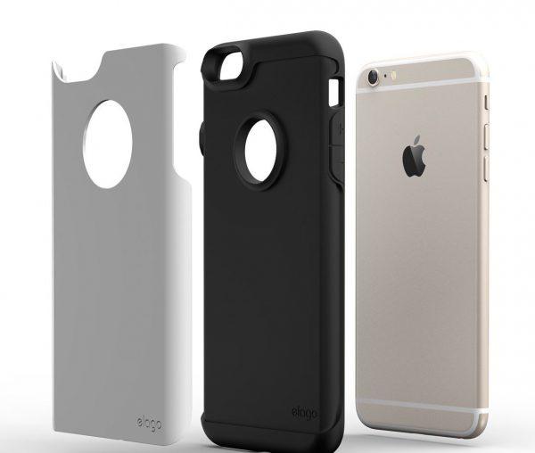 Capinha-iPhone-6-Plus-Capinha-iPhone-6S-Plus-Capa-iPhone-acessórios-smartphone-troca-tela-troca-de-bateria-reparo-iphone-serviços-celular-manutenção-macbook-troca-de-display-troca-de-LCD Capinha iPhone 6 Plus/6S Plus Elago Branca