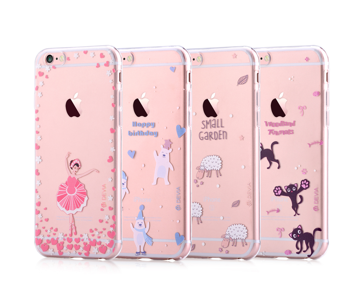 Capinha iPhone 6/6S Vango Softcase
