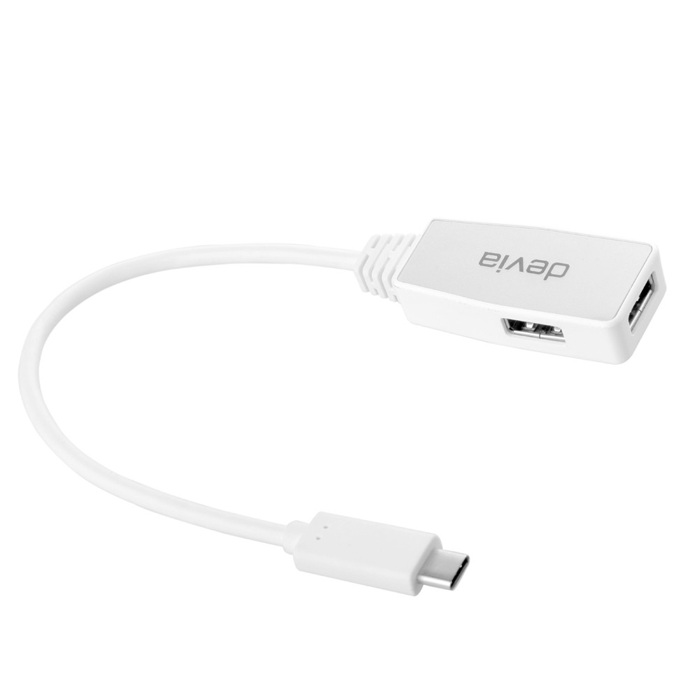Adaptador USB Fluency 3 portas HUB Macbook 12