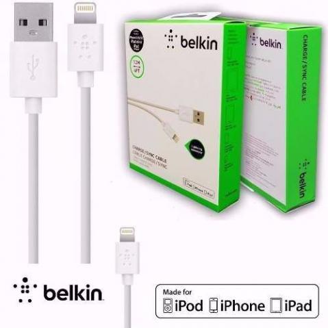 Cabo USB Lightning Belkin