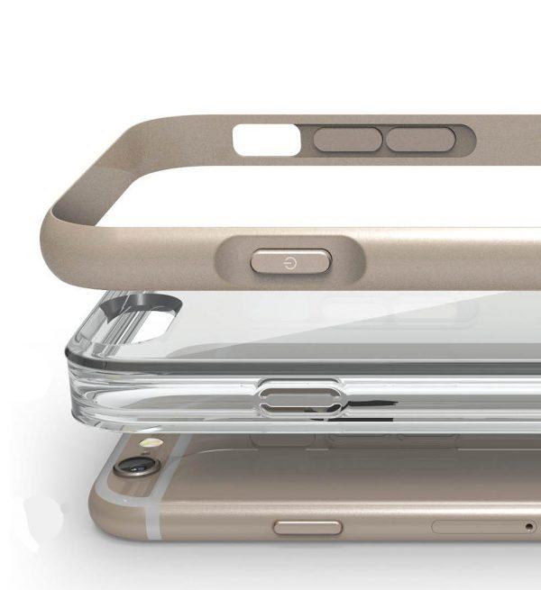 Capinha-iPhone-6-Acessórios-iPhone-Assistencia-Especializada-Apple-Reparo-iPhone-Serviços-celular-Apple-iPad-Macbook-iMac-Smartphone-iPhone- Capinha iPhone 6 Plus/6S Plus Dualistic GD