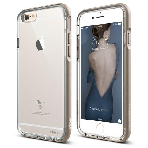 Capinha iPhone 6 Plus/6S Plus Dualistic GD
