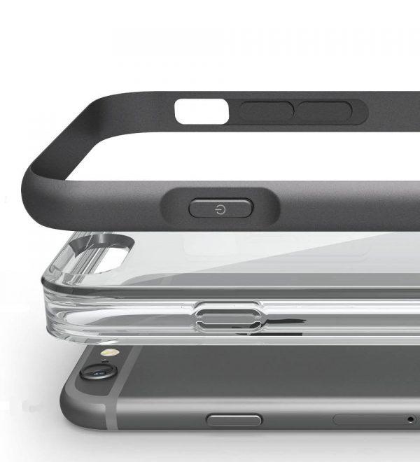 Capinha-iPhone-6-Elago-Acessórios-iPhone-Assistência-Especializada-Apple-Reparo-iPhone-Serviços-celular-Assistência-Smartphone- Capinha iPhone 6 Plus/6S Plus Dualistic