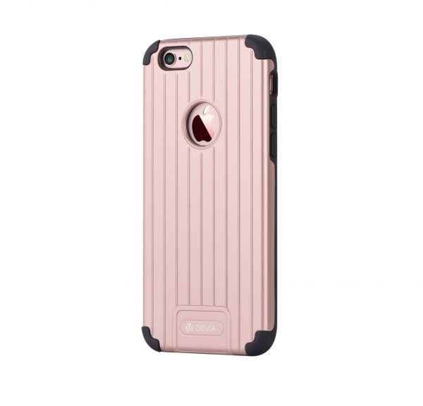 Capinha-iPhone-6-SoftCase-Acessórios-iPhone-Assistência-Especializada-Apple-Reparo-iPhone-Serviços-celular-Rose Capinha iPhone 6/6S Softcase
