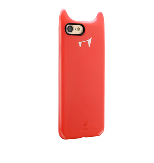Capinha-iPhone-7-acessorio-iphone-reparo-iphone-reparo-imac-reparo-macbook-reparo-ipad-assistencia-especializada-apple-iClubFix-Capa-Devil-Baby-Capa-iphone-7- Capinha iPhone 7 DEVIL BABY-RED