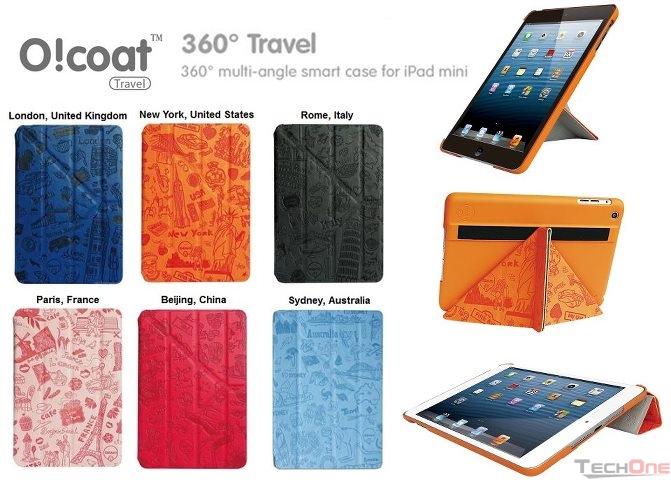 Capa iPad Air Ozaki